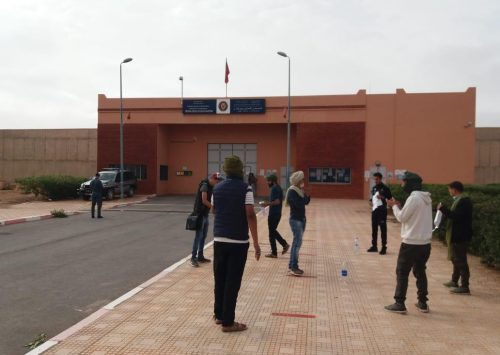 Morocco must end the practice of politically motivated detentions of students from Western Sahara