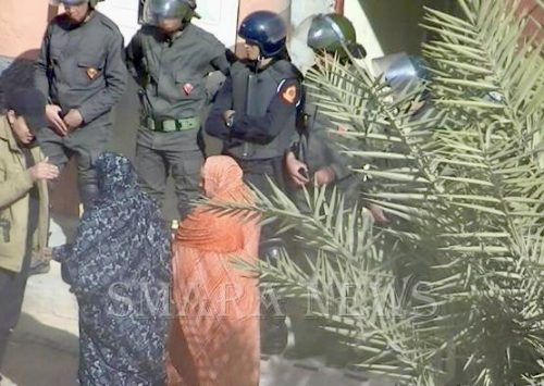 Please act on behalf of people at risk of arbitrary detention following large peaceful demonstrations in occupied cities of Laayoune, Dakhla, Smara and Boujdour in Western Sahara.