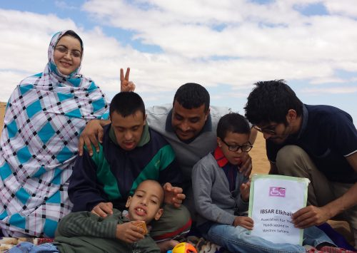 Conditions for Saharawis living with disabilities continue to get worse in the Occupied Territories of Western Sahara